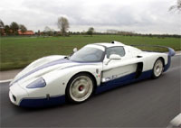 Now ?600,000 should buy a never-ending, dessert-sized slice of perfection. Especially when that curvaceous beauty is the Maserati MC12, good for 205mph, infinitely cooler than the Ferrari Enzo and more exclusive than Madonna?s wedding.