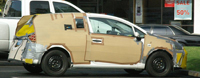 Toyota Corolla 3-door prototype